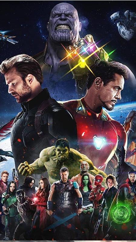 Wallpaper Avengers Infinity War Full Hd Für Android Apk