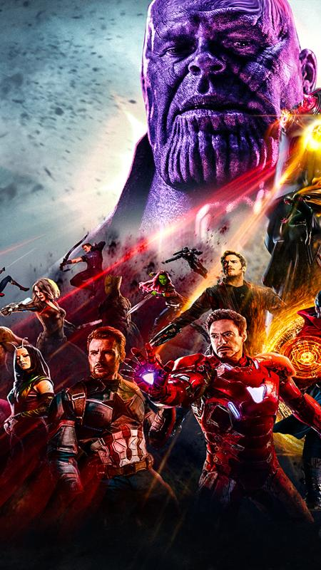 Full Hd Wallpaper Avengers Infinity War 2018 For Android