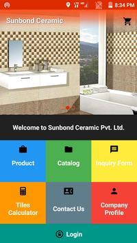 Sunbond Ceramic apk screenshot