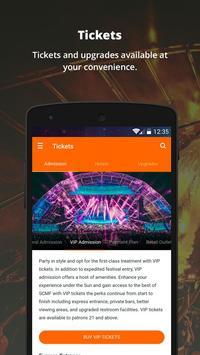 Sun City Music Festival apk screenshot