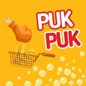 Puk puk : Dikit Nempel di Makanan icon