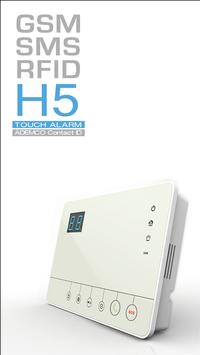 H5 AlarmSystem poster