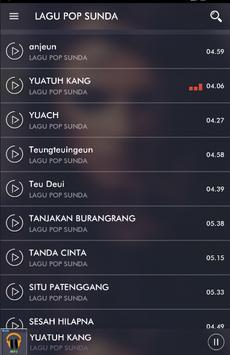 Lagu Sunda screenshot 9