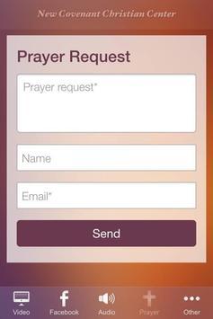 New Covenant Christian Center screenshot 2