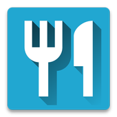 Cooking with vegetables icon