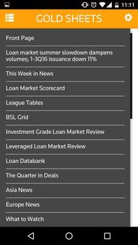 LPC Gold Sheets screenshot 1