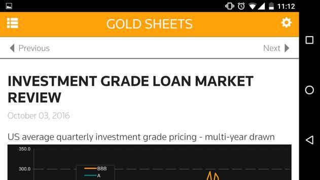 LPC Gold Sheets screenshot 2