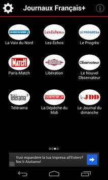 Journaux Français apk screenshot