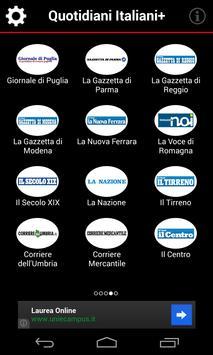 Quotidiani Italiani+ screenshot 3