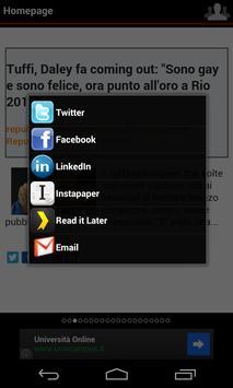 Quotidiani Italiani+ screenshot 7