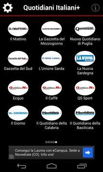 Quotidiani Italiani+ screenshot 4