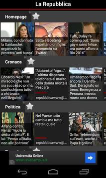 Quotidiani Italiani+ screenshot 5