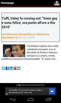 Quotidiani Italiani+ screenshot 6