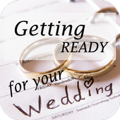 Getting ready for your wedding icon