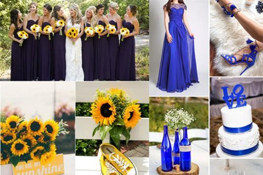 Wedding dress ideas poster