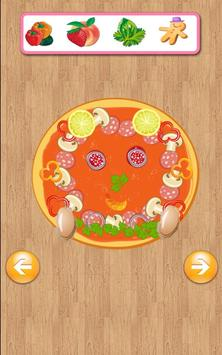 QCat - pizza master for kids screenshot 5