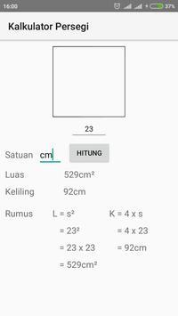 Kalkulator Rumus Matematika screenshot 2