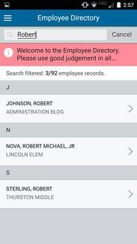 eFinancePLUS Employee screenshot 4