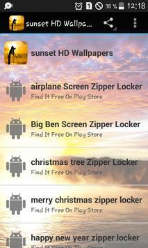 Pink sunset HD Wallpapers screenshot 5