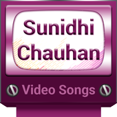 Sunidhi Chauhan Video Songs icône