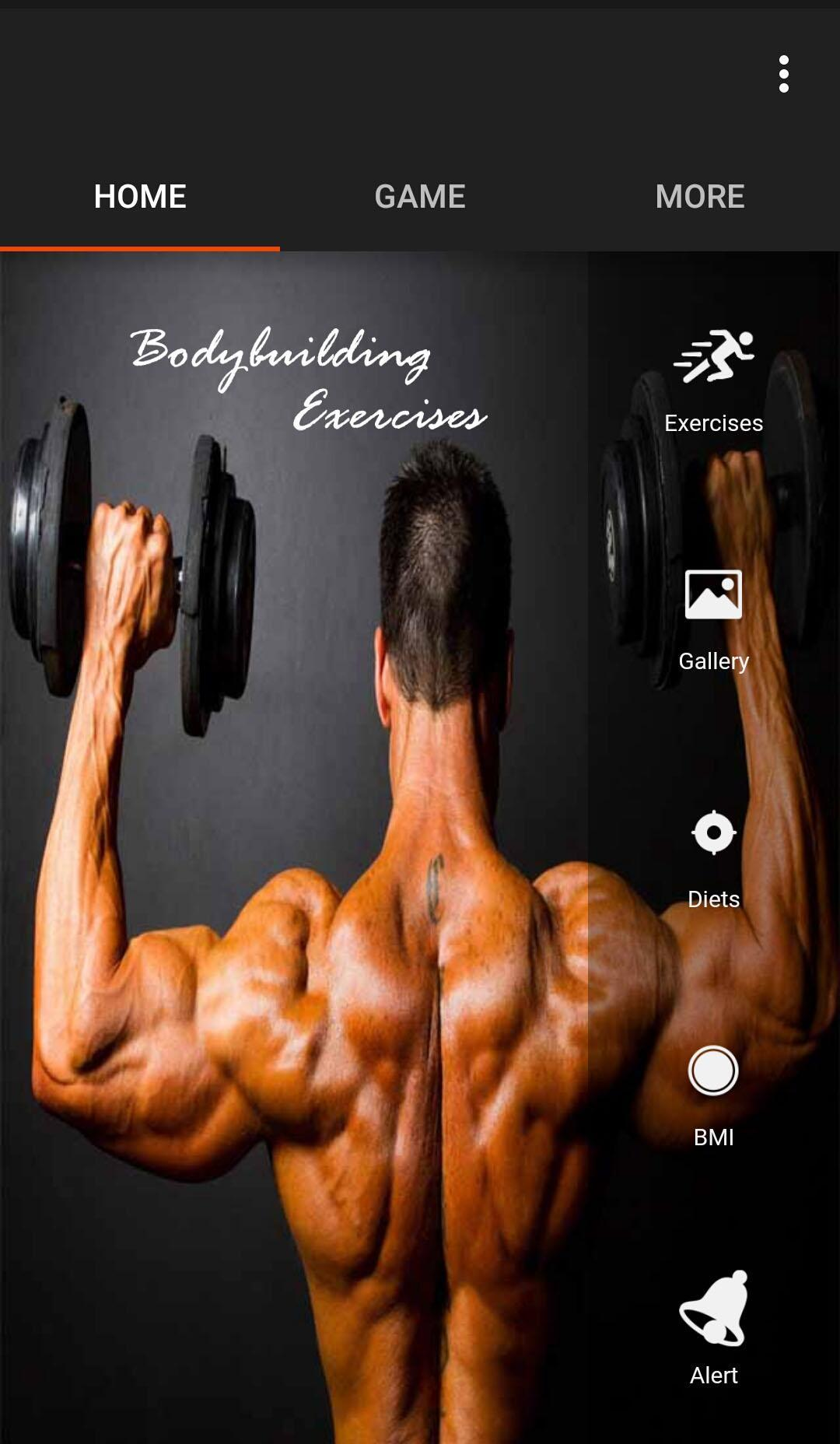 Bodybuilding Diet and Exercise for Android - APK Download