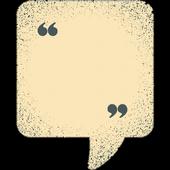 "Popular Quotes"" icon"