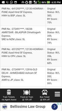 Live Train Status screenshot 5