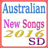 Australian New Songs 2016 icon