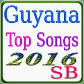 Guyana Top Songs icon