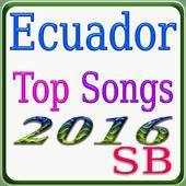 Ecuador Top Songs icon