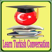 Learn Turkish Conversation icon
