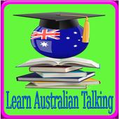 Learn Australian Talking icon