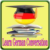 Learn German Conversation icon