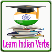 Learn Indian Verbs icon