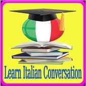 Learn Italian Conversation icon