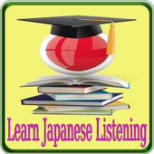 Learn Japanese Listening icon
