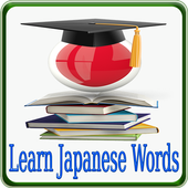 Learn Japanese Words icon