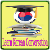 Learn Korean Conversation icon