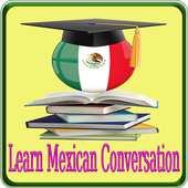Learn Mexican Conversation icon