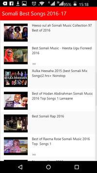 Somali Best Songs screenshot 5