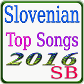 Slovenian Top Songs icon