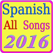 Spanish All Songs icon
