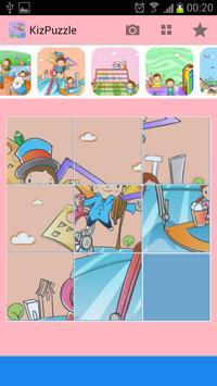 Game IQ Kids Puzzle screenshot 4
