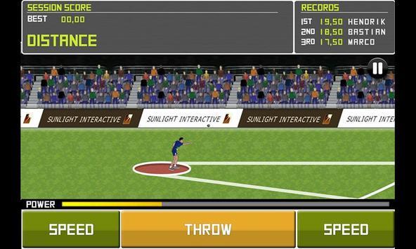 Deluxe Track&Field LITE apk screenshot