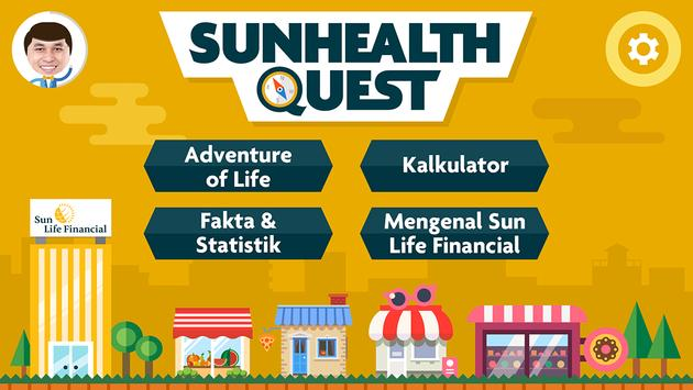 SunHealth Quest ID poster