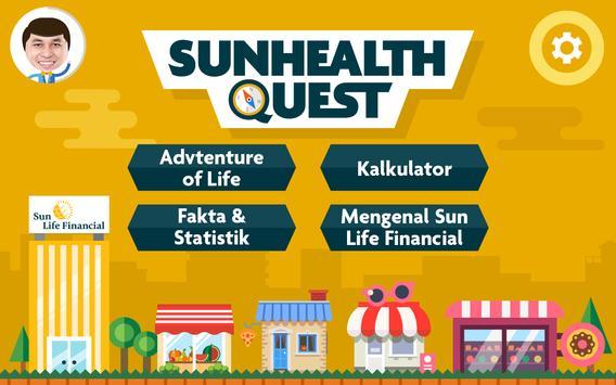SunHealth Quest ID apk screenshot
