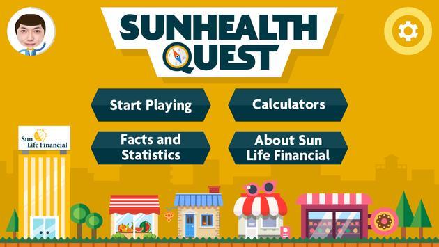SunHealth Quest PH poster