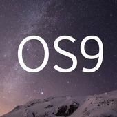 Lock Screen OS9 - Phone 6 icon