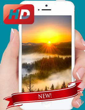 Sun Rise Cool Wallpaper apk screenshot
