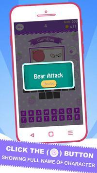 Guess The Gumballl - Iconic Gumballl Quiz screenshot 3
